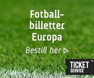 Fotballbilletter Europa