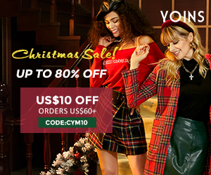 The biggest clearance on yoins all 80% off