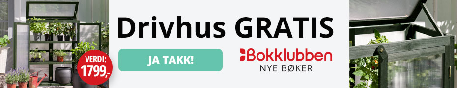 Gratis ting - Bokklubben Nye Bøker