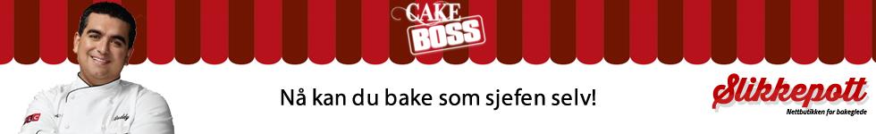 Cake Boss bakeprodukter