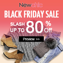 Newchic - BlackFriday