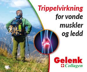 Trippelvirkning for vonde muskler og ledd
