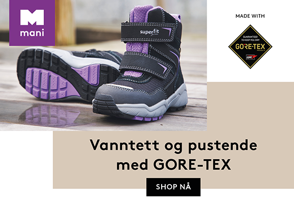 Barnesko fra Superfit