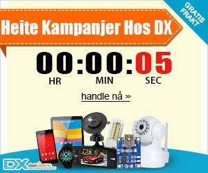 Heite Kampanjer Hos DX