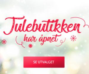 Julebutikken hos Celis Banner