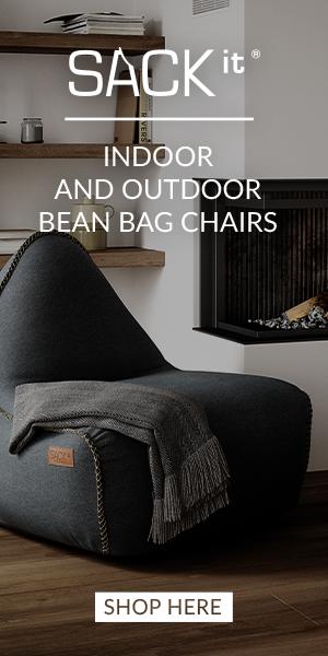 RETROit Cobana utendørs sekkestole fra SACKit