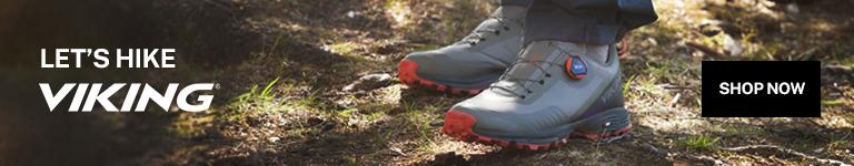 Rabattkode fra Viking Outdoor Footwear