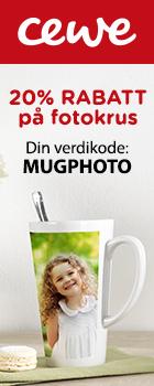 Krus med ditt foto