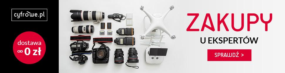 Cyfrowe.pl - idealny prezent dla fotografa i filmowca