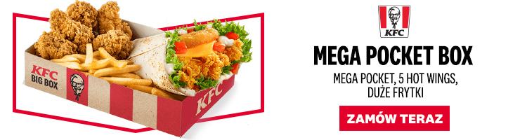 Dostawa KFC 1