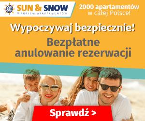 Ponad 2000 apartamentów w całej Polsce!
