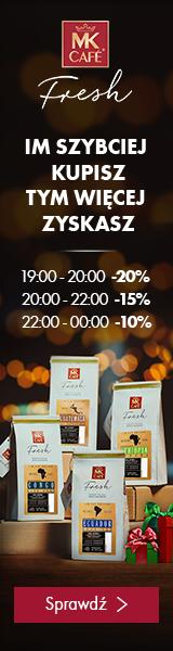 MK Cafe - promocja