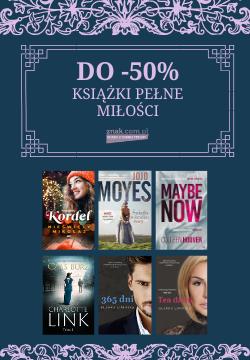 Romanse do -50%!