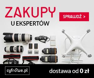 Cyfrowe.pl - kupuj u ekspertów. Dostawa od 0 zł!