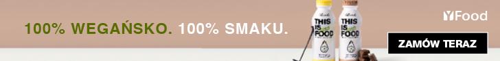 YFOOD - 100% WEGAŃSKO. 100% SMAKU.